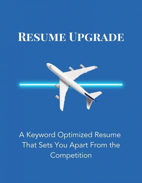 Resume Writing Services For Aspiring Flight Attendants