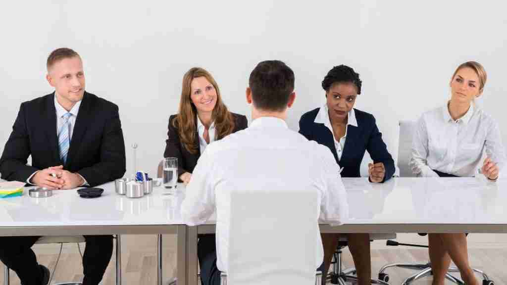 How to get hired as a flight attendant interview panel